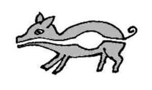 2D Schwein
