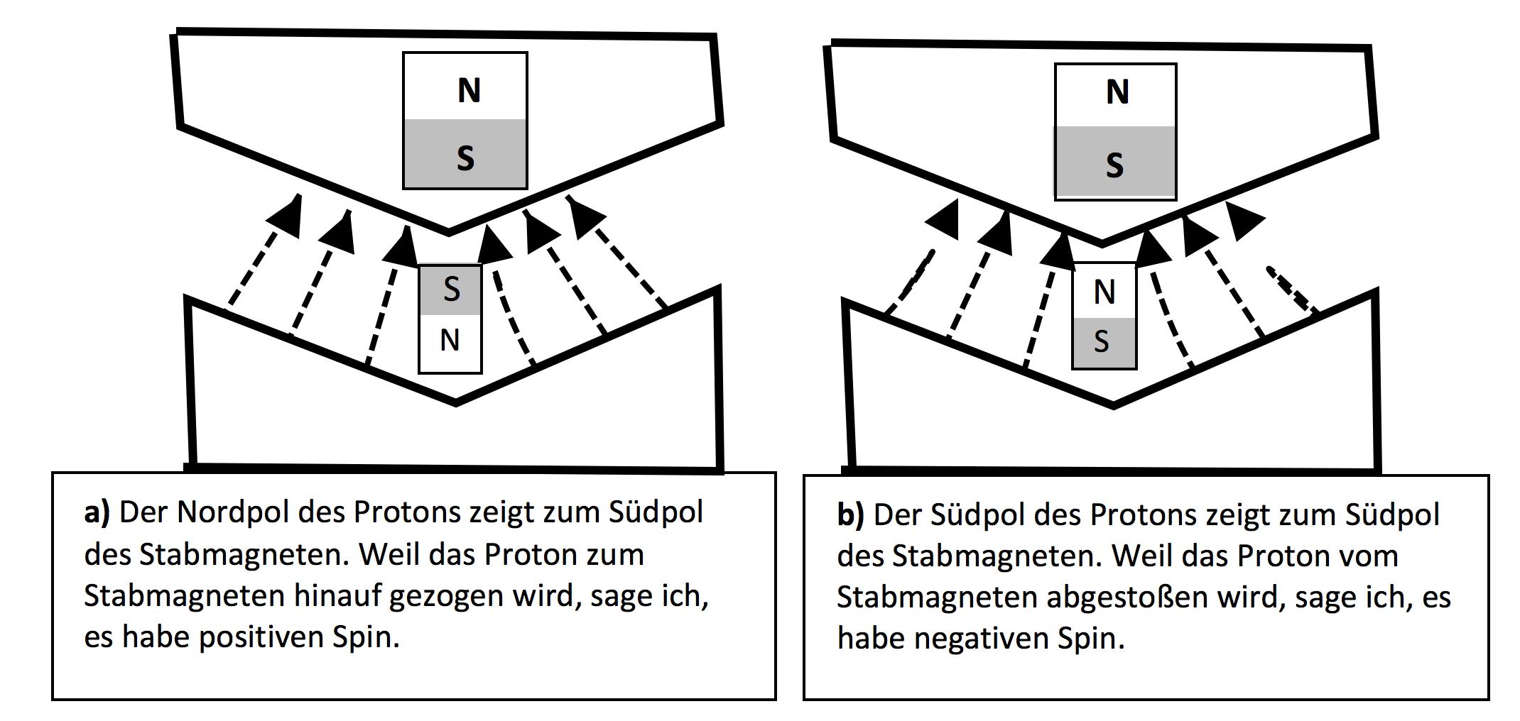Spin im Magnetfeld.
